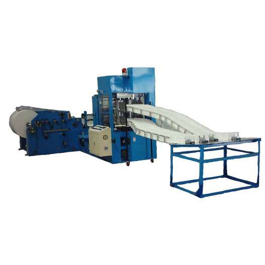 Tissue paper machine-Paper Napkin Making Machine