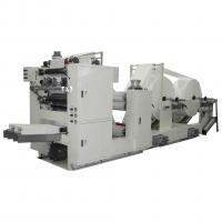 Tissue machine-V-Fold Hand Towel/Facial Tissue Converting Machine