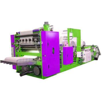 Napkin Paper Machine, Tissue machine--Paper Napkin Converting